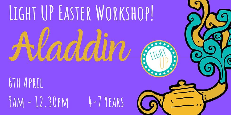 Hamble - Aladdin Half Day Easter Workshop