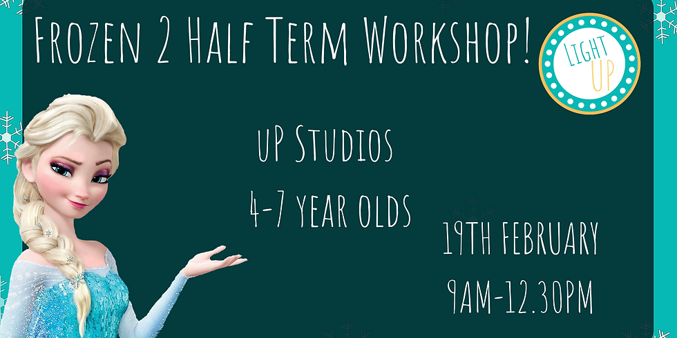 Hamble - Frozen 2 Half Term Workshop