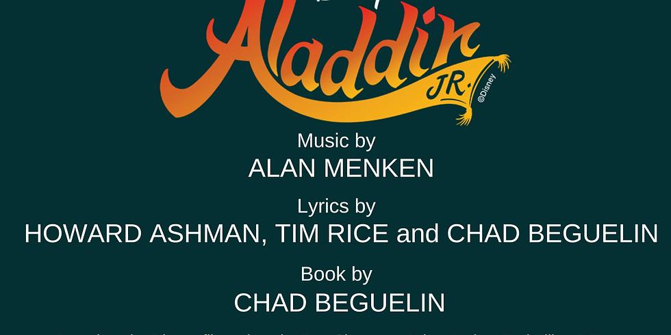 Disney's Aladdin Jr. 7pm