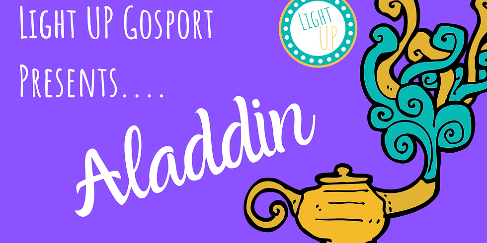 Gosport Aladdin 3pm