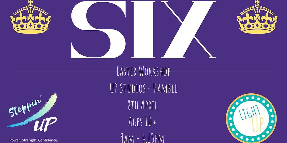 SIX - Workshop Hamble
