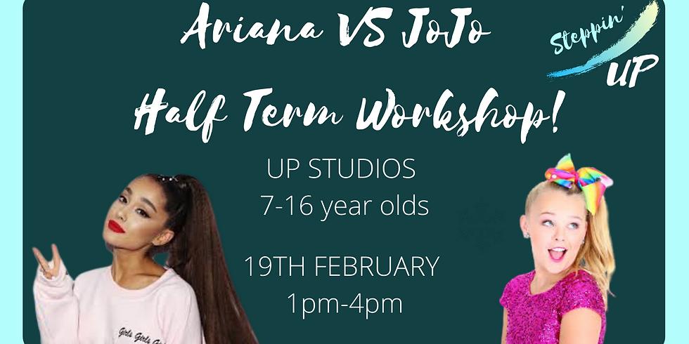 Steppin' UP - Ariana VS JoJo