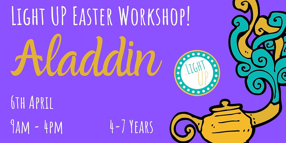Aladdin Workshop - Hamble