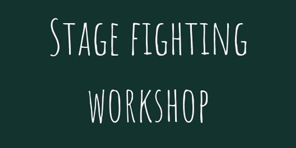 Stage Fighting Workshop - Warsash