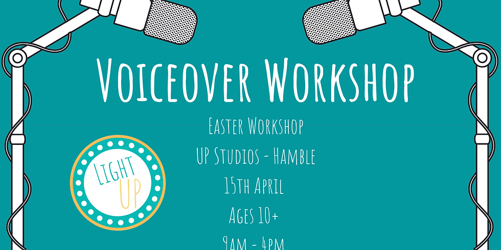 Voiceover - Workshop Hamble
