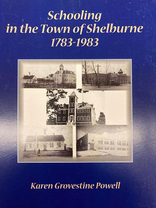 Schooling in the Town of Shelburne