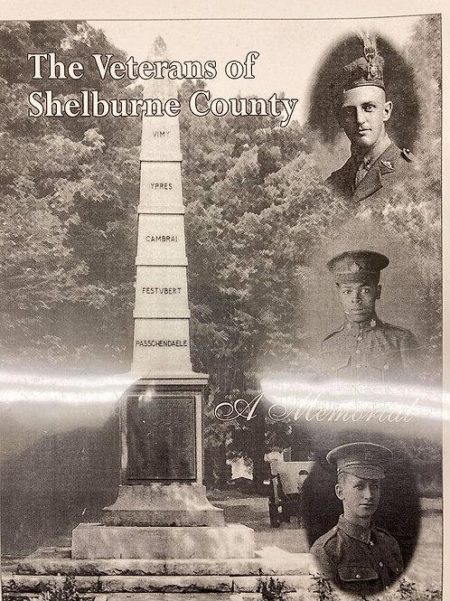 Veterans of Shelburne County Vol. I
