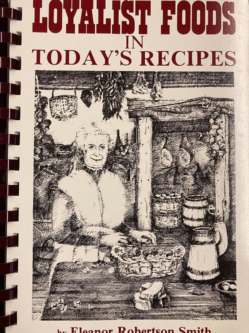 Loyalist Foods in Today's Recipes