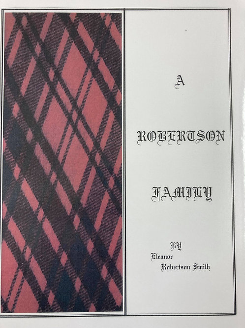 A Robertson Family
