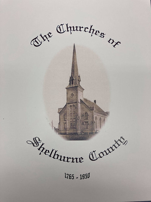 The Churches of Shelburne County