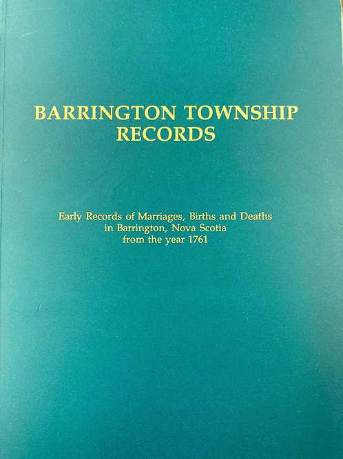 Barrington Township Records