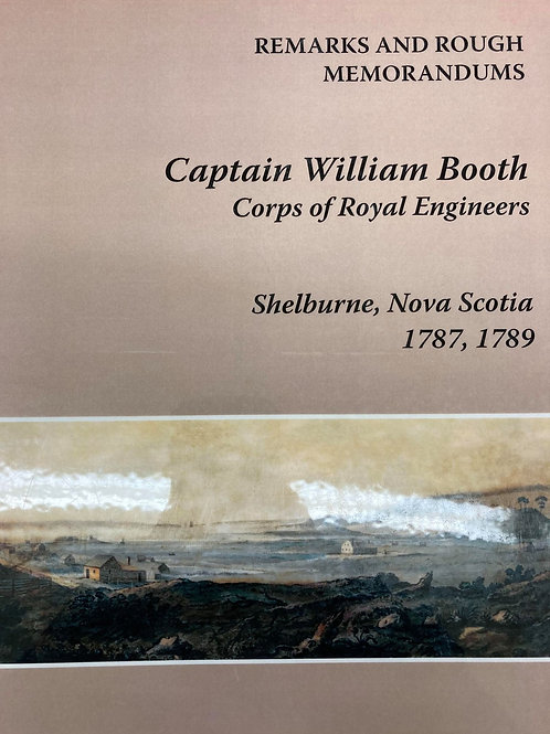 Captain William Booth, Corps of Royal Engineers