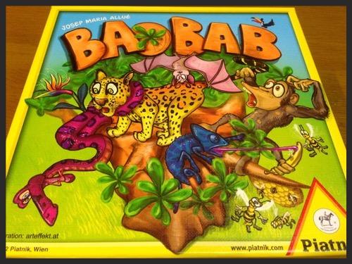 バオバブ 海外版