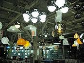יחידות לומין, נורות וגופי תאורה