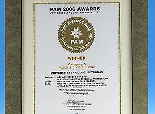 2006 - PAM 2006 Awards - Public and Civi
