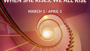 """Art Group Exhibition """"When she rises, we all rise"""""""