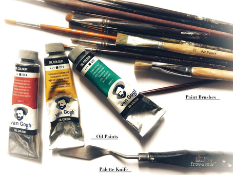 Oil Painting Supplies