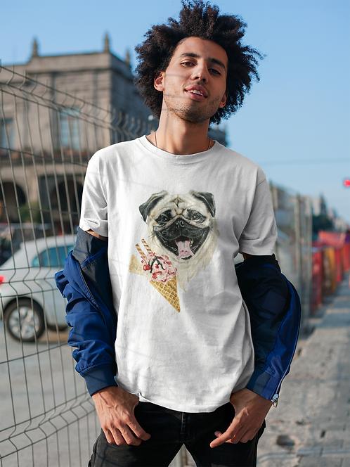 Sweet Pug Men's T-Shirt