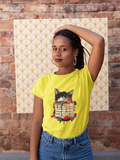 Sweet Cat Women's T-Shirts