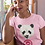 Thumbnail: Sweet Panda Women's T-Shirt