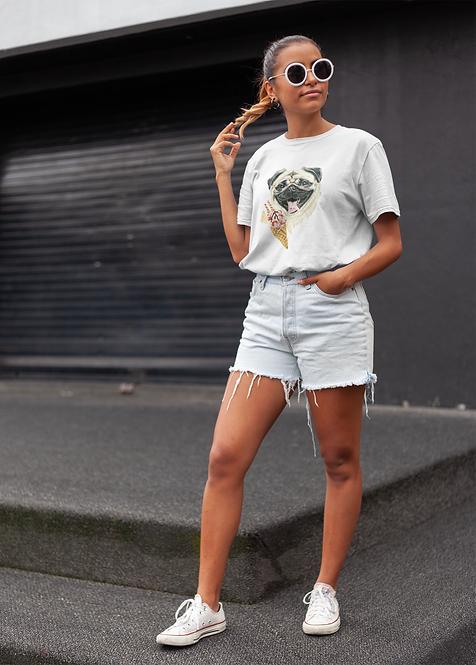 Sweet Pug Women's T-Shirt