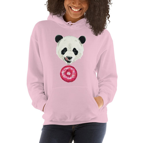 Sweet Panda Women's Hoodie