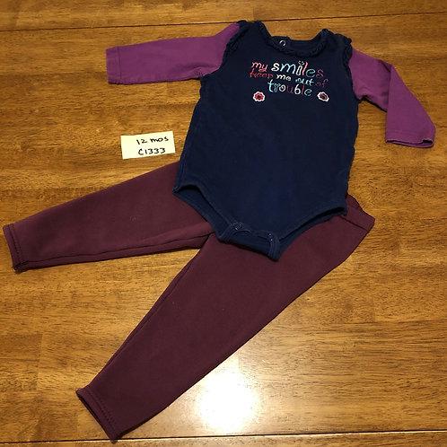Children's Pants/Shirt Set