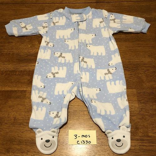 Children's Footie Pajamas