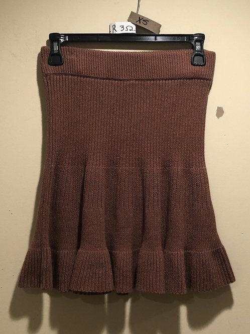 Knitted Skirt