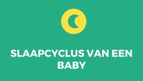 SLAAPCYCLUS VAN EEN  BABY