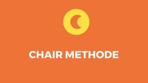 Hoe werkt de chair methode?