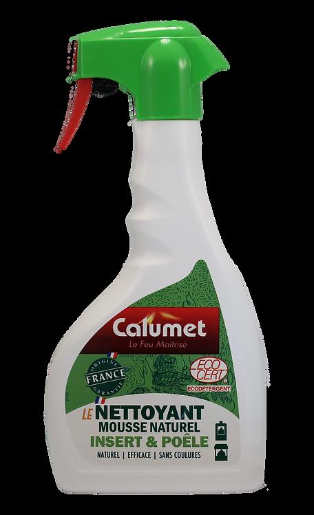 Le nettoyant mousse naturel insert et poêles