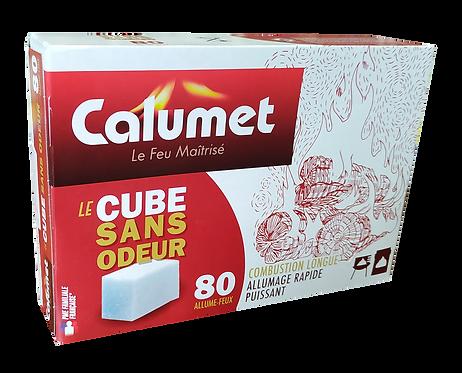 Cube Sans Odeur – 80 allume-feux