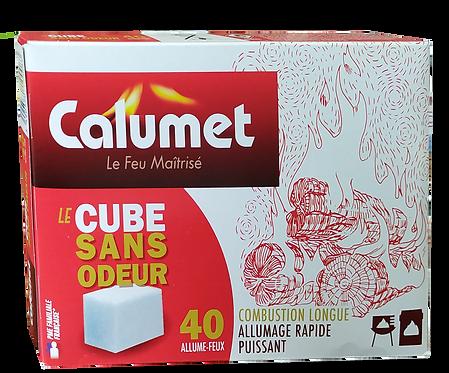 Cube Sans Odeur – 40 allume-feux