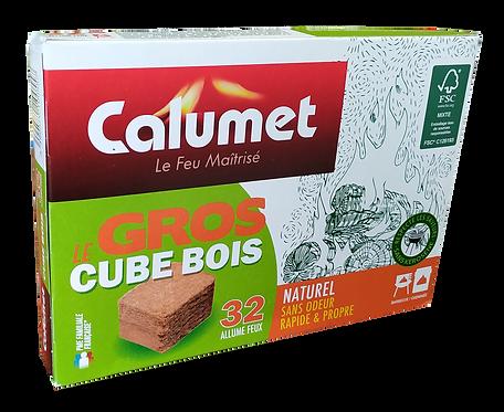 Le gros cube bois x32 cubes
