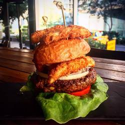 Past Dreamtime Burger