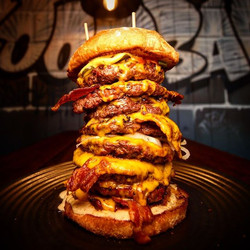 Our Challenge Burger