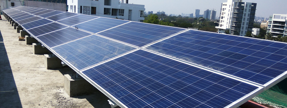 58 KW Commercial Project