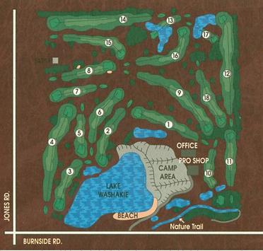 Washakie Golf Course
