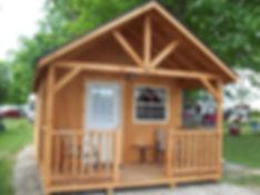 Washakie Cabin
