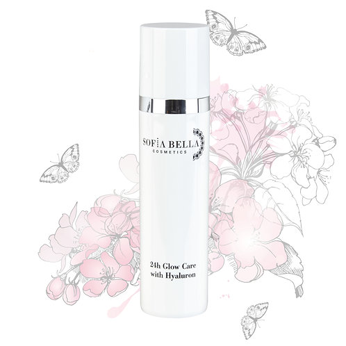 24h Glow Care with Hyaluron