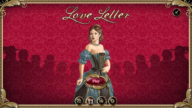 Love Letter - Title