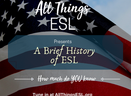 Episode 2: A Small but Mighty History of ESL