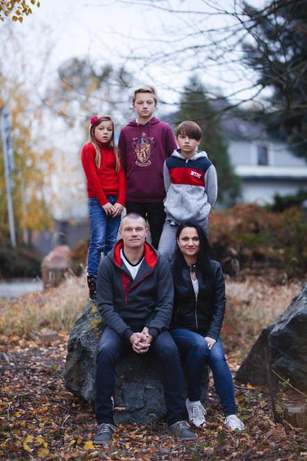rodinná fotografe; svatební, portrétní a rodinná fotografka