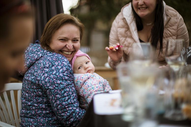 dětská oslava; svatební, portrétní, rodinná fotografka Nikola Jiráčková