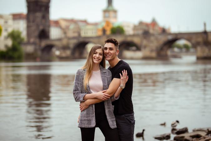 párové focení; svatební, portrétní, rodinná fotografka Nikola Jiráčková
