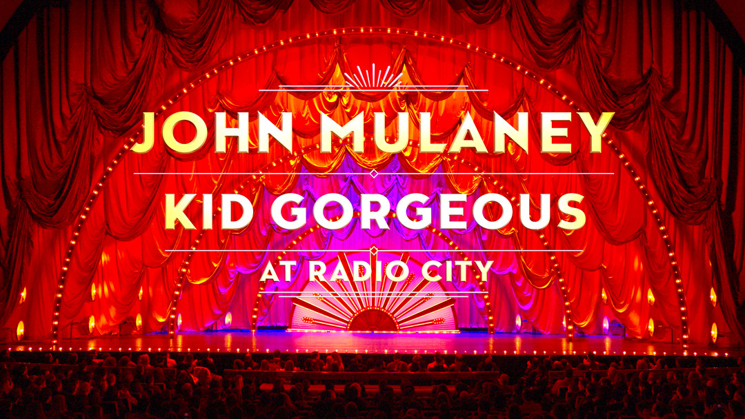 John Mulaney: Kid Gorgeous Live at Radio City
