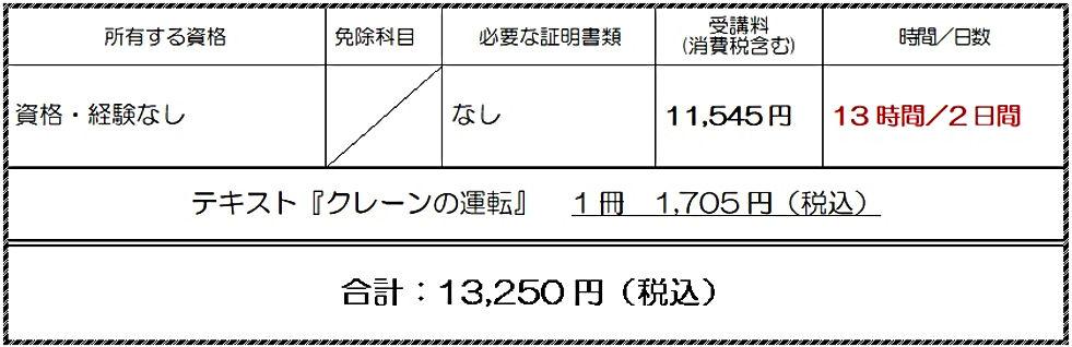 クレーン特別教育 受講料.jpg