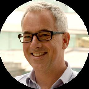 Professor Rob Hope, REACH Programme Director