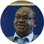 Associate Professor Daniel Olago